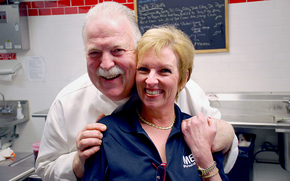 Steve & Debbie Hancotte